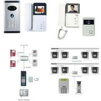 MULTI APARTMENT VIDEO DOOR PHONES